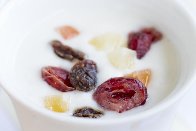 発酵食品:ヨーグルト