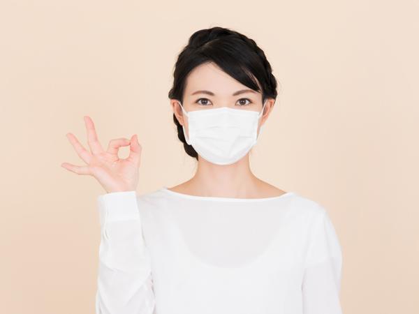 マスクを利用して美肌づくり