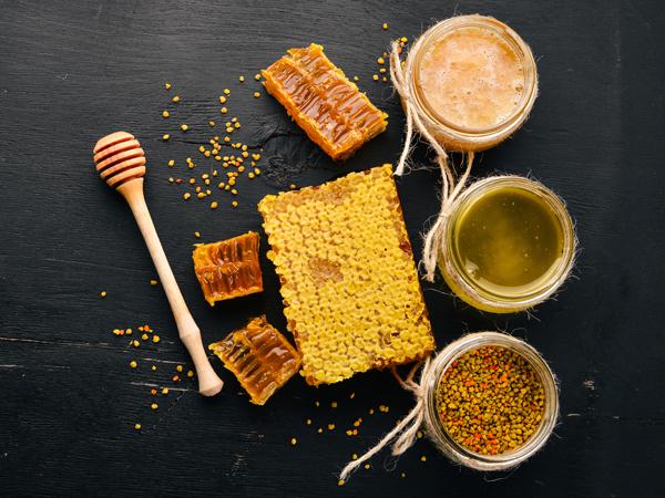 ミツバチ産品
